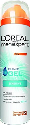 loreal-men-expert-sensitive-shave-gel-200ml