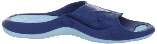 Fashy Aquafeel Profi Pool Shoe 7245 51, Sandales mixte adulte Bleu (Marine-Hellblau 51)