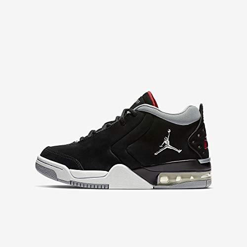 Nike BV6434 001 Jordan Big Fund (GS) Sneaker Schwarz - Schuhe Herren Hightop Nike