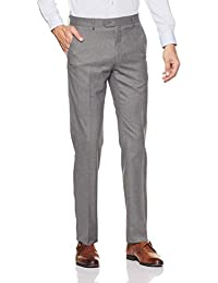 Van Heusen Men's Drop Crotch Formal Trousers