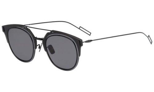 Dior Homme Lunettes de soleil Dior Composit 1.0 Pour Homme Shiny Blue / Blue, Silver Mirror