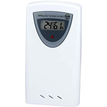 BRESSER Thermo Hygrometer Bluetooth BT4 Datenlogger