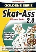 Preisvergleich Produktbild Skat-Ass 2.0 Gläserne Karten