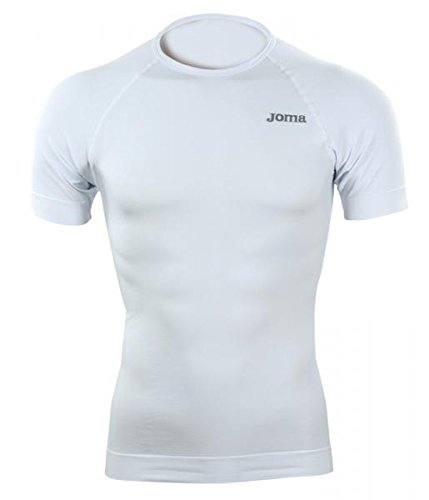 Joma Brama Classic – Camiseta térmica de manga corta para hombre