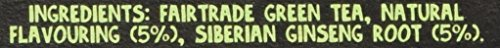 Clipper Fairtrade Grüner Tee mit Ginseng 20 Beutel 40g