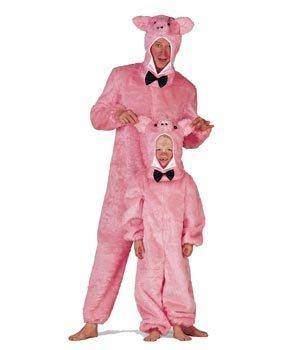 Stekarneval - Disfraz de pantera rosa para hombre, talla UK 40 (589150)