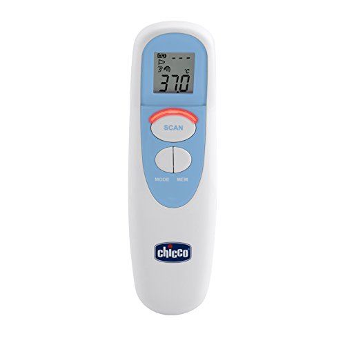 Chicco 00006931000000 Thermo Distance Termometro IR a Distanza, Bianco