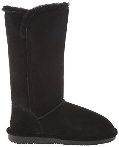 Bearpaw Lauren, Bottes et bottines à doublure chaude femme Noir - Schwarz (BLACK II  011)