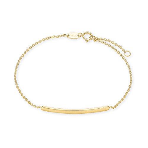 amor Damen-Armband aus 585er Gelbgold