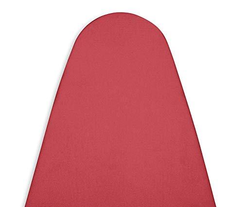 Encasa Homes Luxus-Bügelbrett-Abdeckung Extra Dicke Pad, Medium (passt Board Länge 109-114cm und Breite 30-35cms) Coral