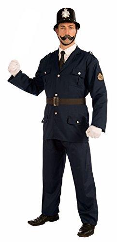 Keystone Cop Fancy dress costume ()