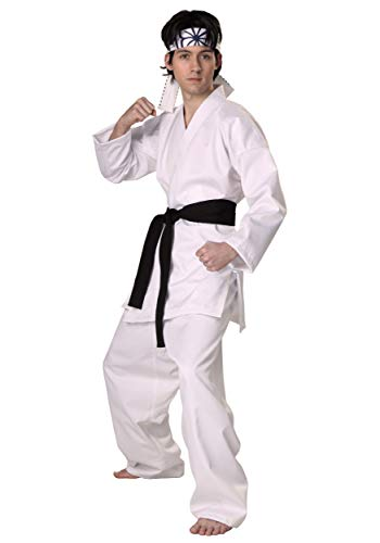 Authentic Karate Kid Daniel San Fancy dress