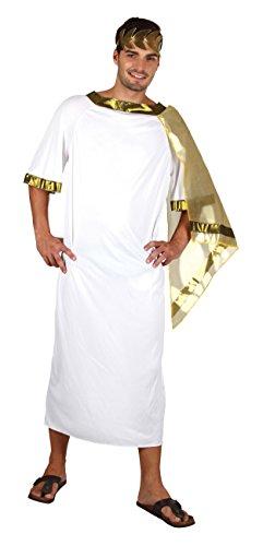 4Antiken Mann Kostüm, 42–Blumenkasten (Griechische Götter-kostüm)