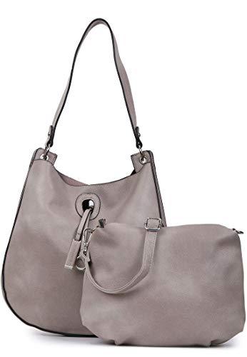 Emily & Noah Accessoires Taschen Serie Petra 61520 310 grau 602133 -