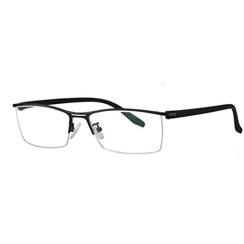 ZYFA Sonne Lesebrille Herren, lesen Presbyopie Brille, Federscharnier Lesehilfe Sehhilfe,Treffen Sie UV-Verfärbung,Computer Lesebrille, Bifokal Sonnenbrille