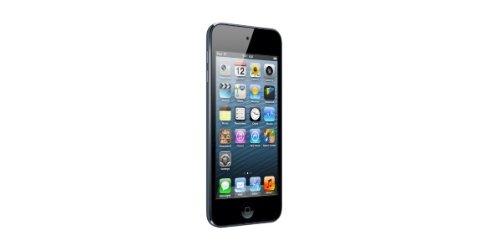 Apple iPod Touch 64GB Lecteur MP4 64Go Noir - Lecteurs et enregistreurs MP3/MP4 (Lecteur MP4, 64 Go, LCD, Appareil Photo intégré, 88 g, Noir)