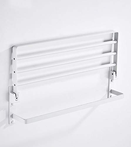 Handtuch Rack Bad Rack Wandverkleidung Badezimmer Aluminium Handtuch Rack (Wandverkleidungen Für Bäder)