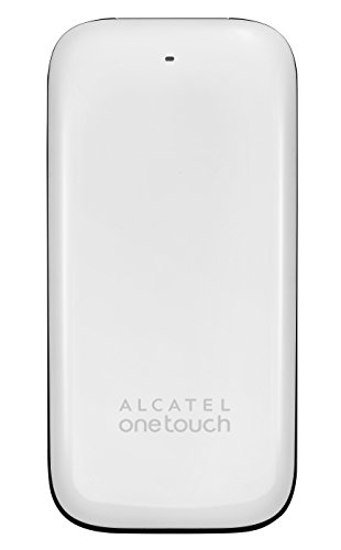 Alcatel Onetouch Ginger 2 Smartphone pure white