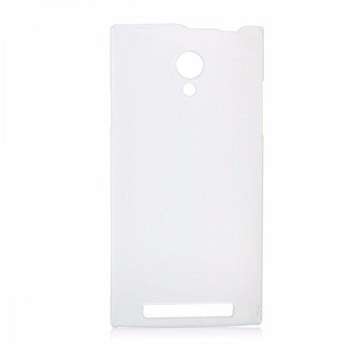 Starrer kunststoff gehäuse für THL T6S, T6PRO, T6C - Halbtransparent Weiß