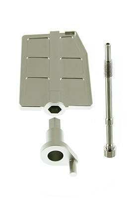 X8R X8R -041 Ventil Einlass Verstellung Gerät NEU Klappern Aluminium