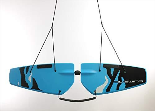 Subwing – Voler sous l'Eau – Planche tractée par Bateau – Tracter 1, 2, 3, et 4 Personnes – Alternative au Ski Nautique, Flying Tubes et Bouée tractable – Le Accessoire pour Bateau
