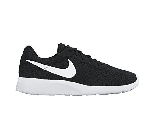 Nike Wmns Tanjun Se, Chaussures De Gym Pour Femme Noir / Blanc