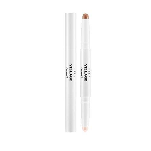 [VILLAGE 11] Contouring stick visage Highlighting et shadowing / Real Fit Contour Stick