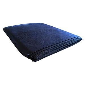 10 Stück Patientendecke/Einweg Decke mit Polyester-Baumwollwattefüllung, 200g, 110x190cm, Rettungsdecke Hundedecke Campingdecke