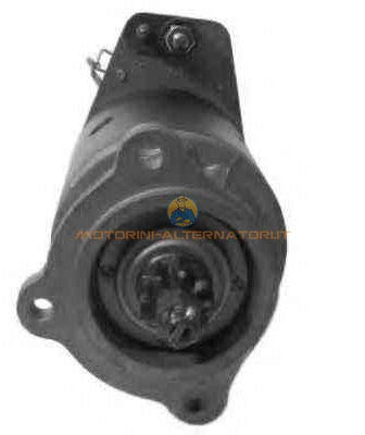 Motorino avviamento - RIGENERATO MARELLI - TENUTA OLIO Cod. MA03125