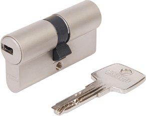 Cylindre profilé avec fonction d'urgence et de sécurité en cas de danger EC 550 - 40 à 45 mm