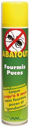 Artikelbild: abatout Lack Ameisenmittel und Chips–Spray 405ml