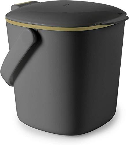 OXO Good Grips Cubo de basura para compost, Gris