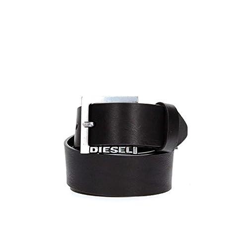 DIESEL X04933 PR227 B-STATE CEINTURES Unisexe NERO 95