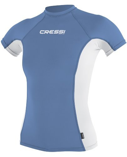 Cressi Herren Rash Guard UV Sun Protection (UPF) 50, Ärmel Lange Test