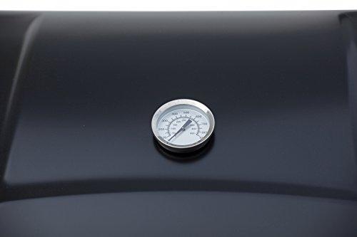 El Fuego Gasgrill, Dayton 6 Plus 1, schwarz, 54 x 133 x 97 cm, AY4601 - 8