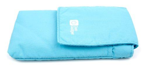 Für 4.7 Zoll Apple iPhone 8 Smartphones: Outdoor-Case | Transport-Tasche | Schutzhülle BLAU mit Gürtelschlaufe Blau