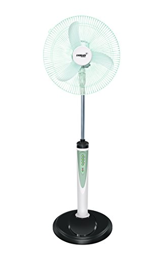 Eveready RF05 Rechargeable Fan (White)