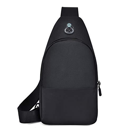 Yidarton Multifunktions Schultertasche Rucksack Crossbody Tasche Sling Tasche Wandern Dackpack EIN sollte Schultergurt für Männer und Frauen 17CMx7CMx32CM (Frauen Taschen Schultergurt)