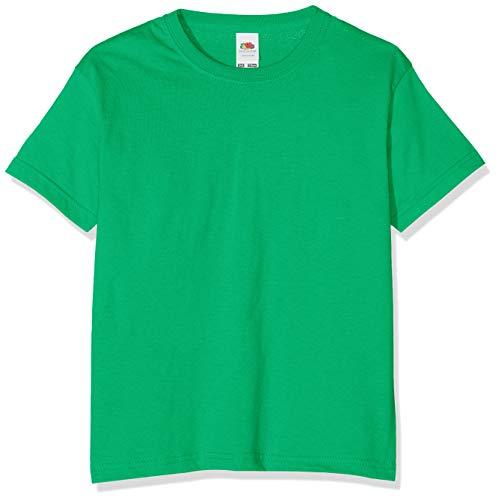 Camiseta de manga corta para niños