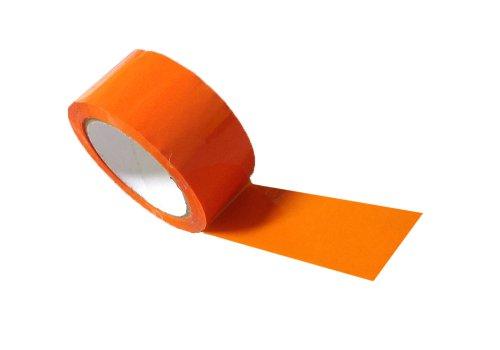 coloured-adhesive-tape-orange-50mmx66m-1x218-6-x-rolls-versatile-top-quality-vinyl-tape-superior-adh