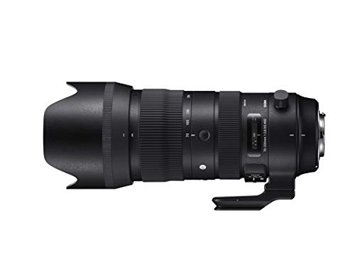 Sigma F2.8 DG OS HSM‿S Canon Fit 70-200 mm