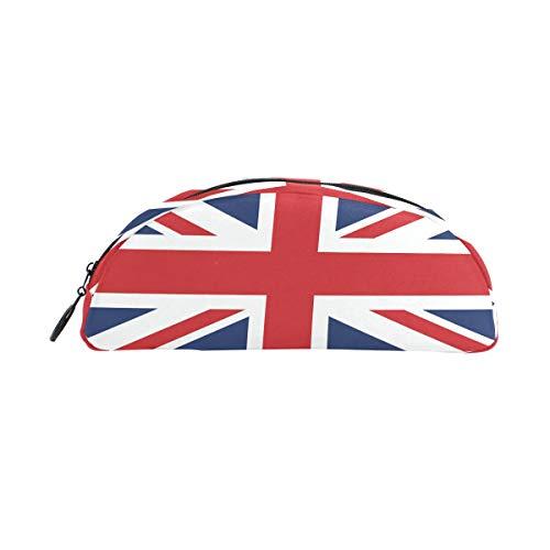 Wowprint Trousse à crayons avec fermeture Éclair Motif drapeau du Royaume-Uni Union Jack