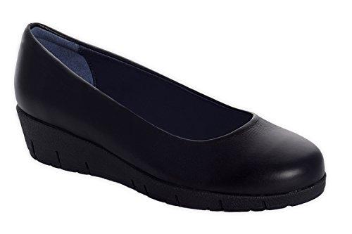 Oneflex Camile Negro - Zapatos anatómicos cómodos