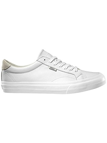 Vans Court + CLASSICS+ leather true white (leather) true white
