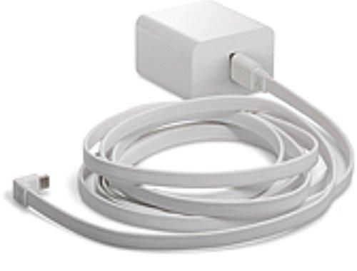 Arlo Accesorio oficial - Cable de alimentación y Adaptador para Uso en Interiores diseñado para cámaras Pro, Pro 2 Light (3 Metros), VMA4800