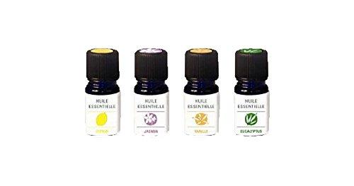 ALPATEC H 4 esencia aromática - esencias aromáticas (Humidificador, Eucalipto, Jazmín, Limón, Vainilla, ALPATEC AF 06L, AF 08L, HU 70)