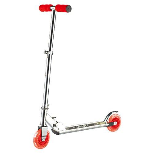 speel Goed s1778sgs Red-Esquí Scooter, Color Rojo