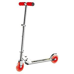 speel Goed s1778sgs Red - Esquí Scooter, Color Rojo