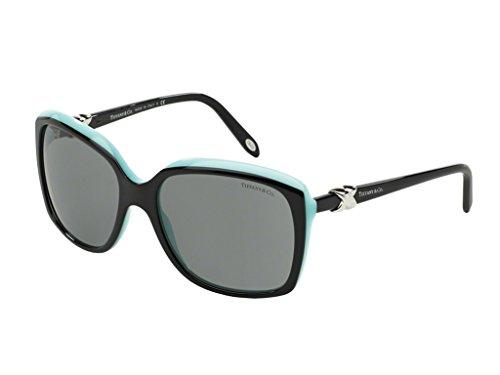 tiffany-co-occhiali-da-sole-da-donna-4076-s-80553f-nero-su-turchese