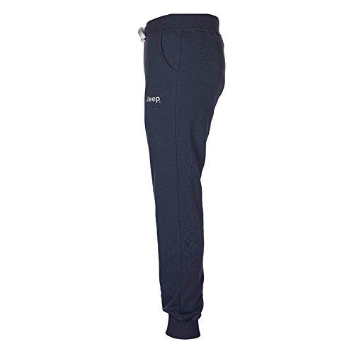 Jeep J Napped W/Pockets J6w, Pantalone Uomo Blu/Light Grey